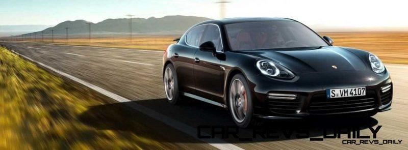 CarRevsDaily - 2014 Porsche Panamera Buyers Guide - Exteriors 73