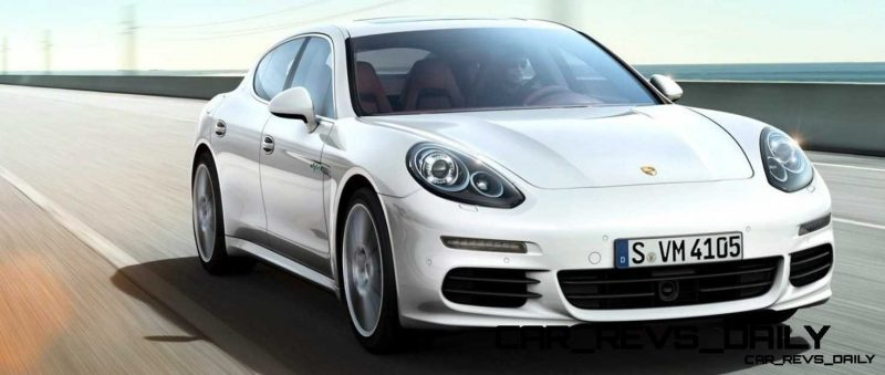 CarRevsDaily - 2014 Porsche Panamera Buyers Guide - Exteriors 74