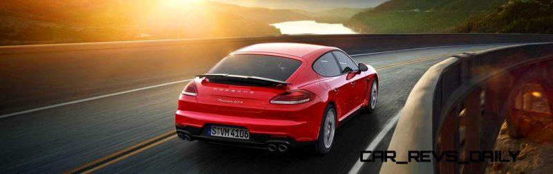 CarRevsDaily - 2014 Porsche Panamera Buyers Guide - Exteriors 79