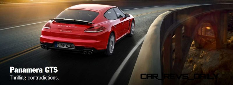 CarRevsDaily - 2014 Porsche Panamera Buyers Guide - Exteriors 8