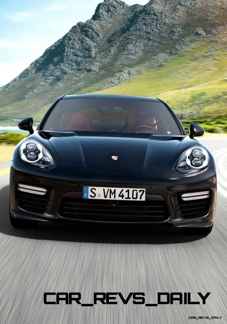 CarRevsDaily - 2014 Porsche Panamera Buyers Guide - Exteriors 80