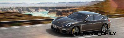 CarRevsDaily - 2014 Porsche Panamera Buyers Guide - Exteriors 81