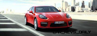 CarRevsDaily - 2014 Porsche Panamera Buyers Guide - Exteriors 83