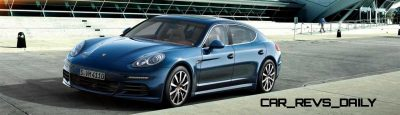 CarRevsDaily - 2014 Porsche Panamera Buyers Guide - Exteriors 93