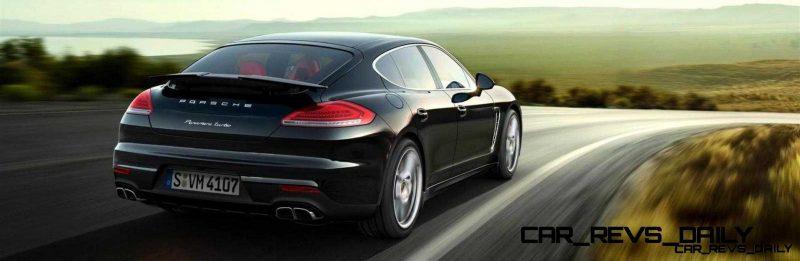 CarRevsDaily - 2014 Porsche Panamera Buyers Guide - Exteriors 94