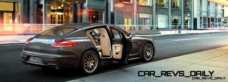 CarRevsDaily - 2014 Porsche Panamera Buyers Guide - Exteriors 95