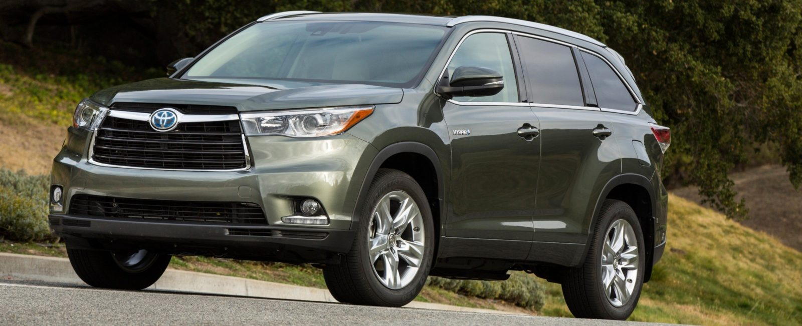 Carrevsdaily 2014 toyota highlander exterior photo10 Toyota highlander 2014 exterior