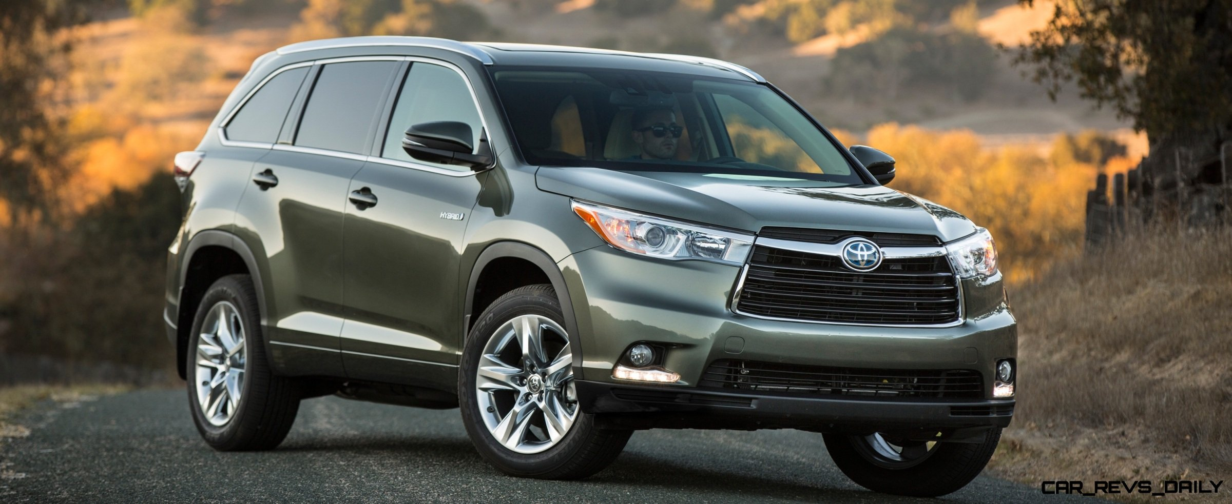 Carrevsdaily 2014 toyota highlander exterior photo14 Toyota highlander 2014 exterior