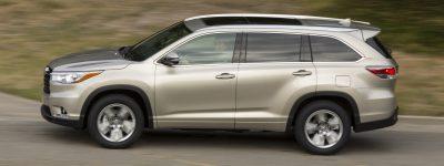 CarRevsDaily - 2014 Toyota Highlander Exterior Photo22