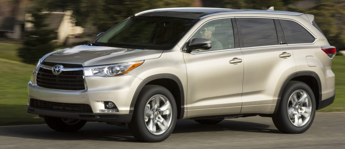 2014 toyota highlander specs options autos post Toyota highlander 2014 exterior