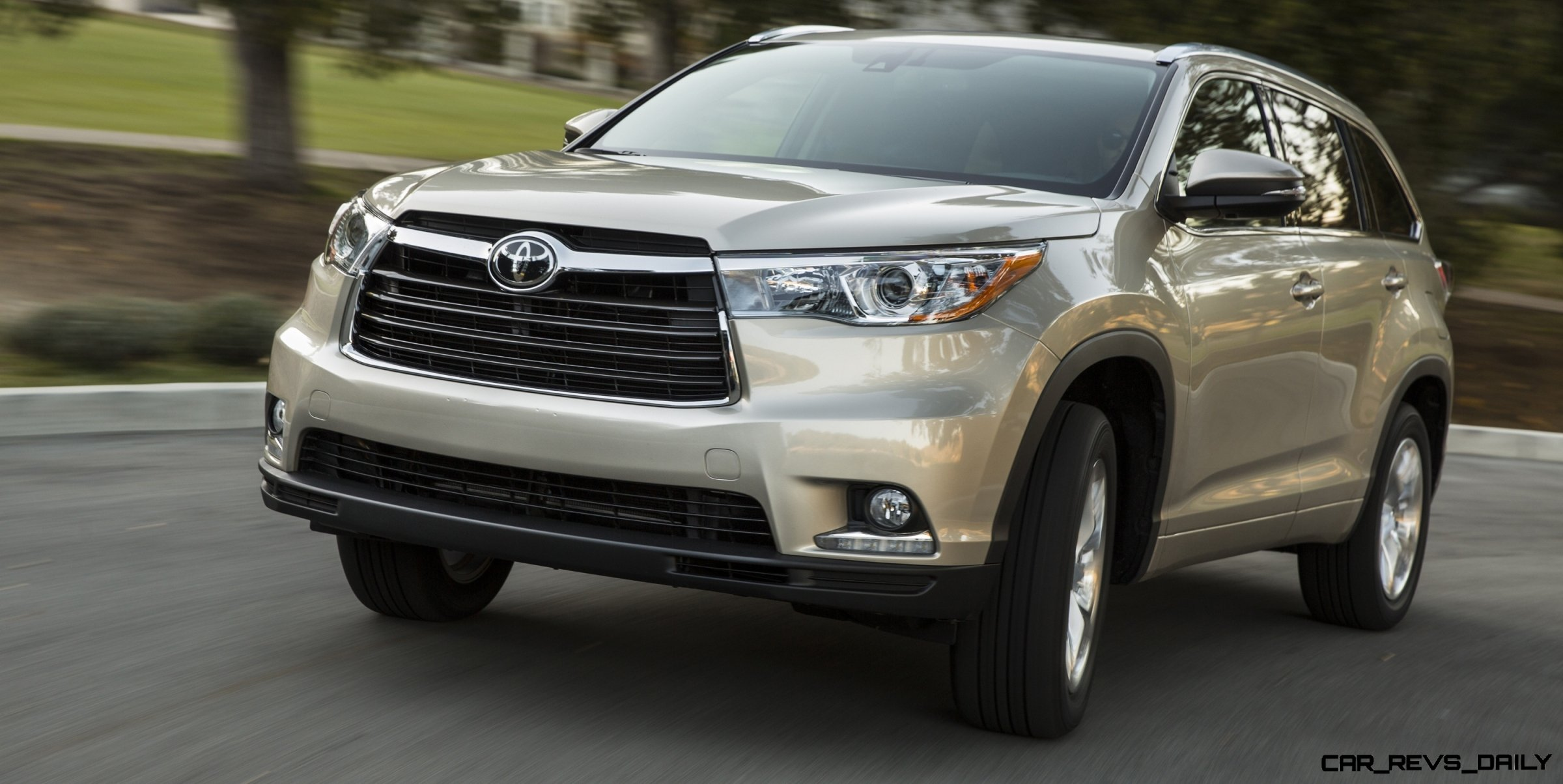 2014 highlander release date to dealers autos post Toyota highlander 2014 exterior