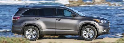 CarRevsDaily - 2014 Toyota Highlander Exterior Photo29