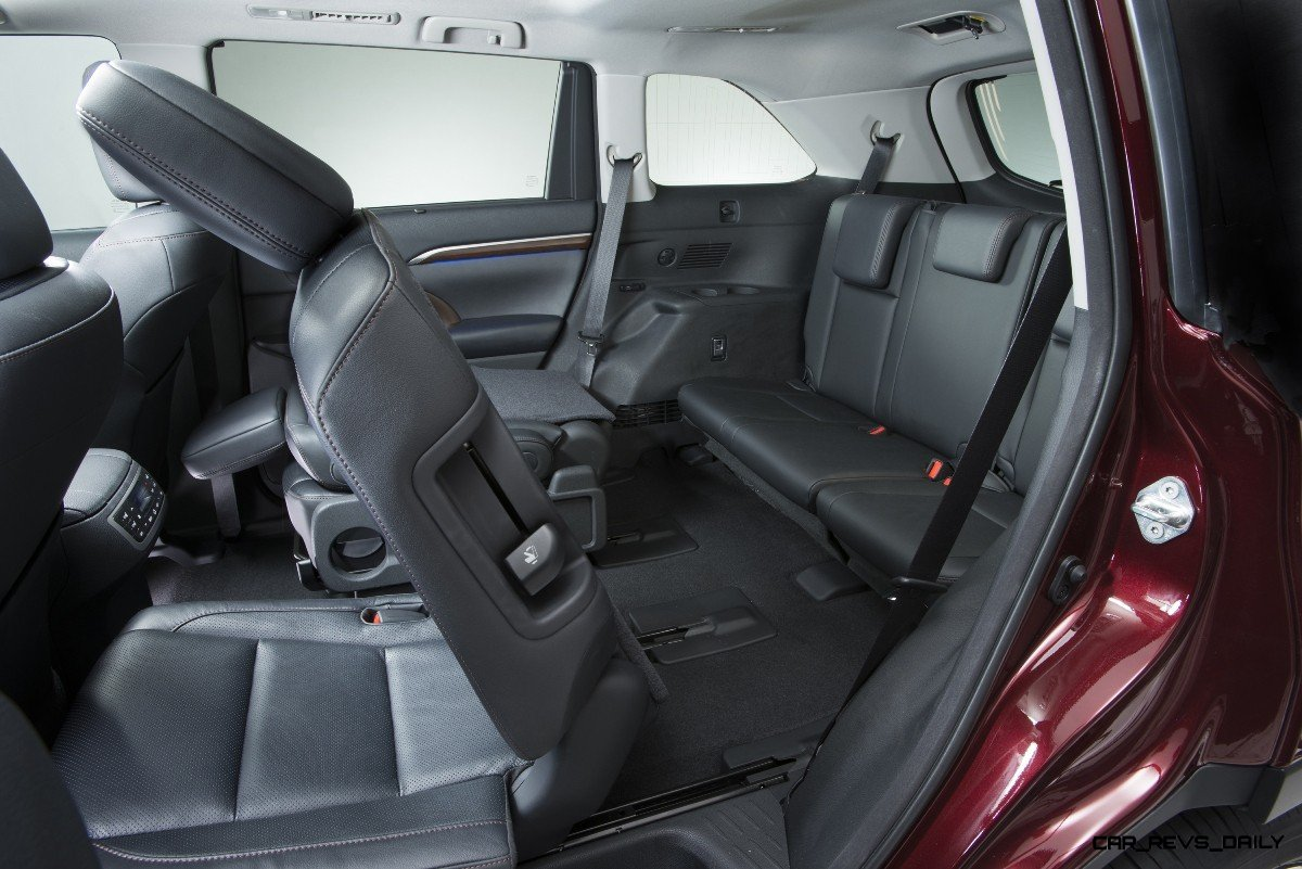 Previous Image. CarRevsDaily   2014 Toyota Highlander Interior Photo9 Gallery