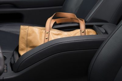 CarRevsDaily - 2014 Toyota Highlander Interior Photo1