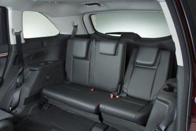 CarRevsDaily - 2014 Toyota Highlander Interior Photo11
