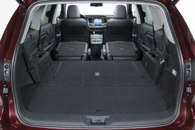 CarRevsDaily - 2014 Toyota Highlander Interior Photo14