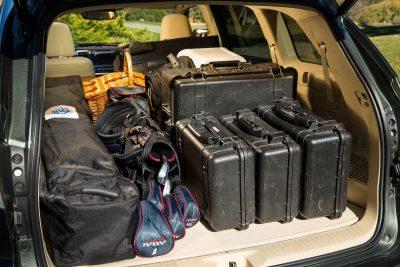 CarRevsDaily - 2014 Toyota Highlander Interior Photo17
