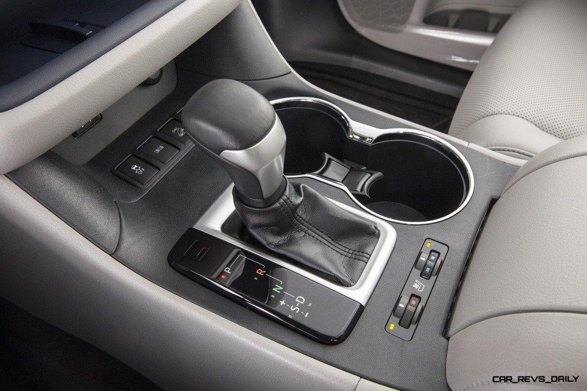 Carrevsdaily 2014 Toyota Highlander Interior Photo20