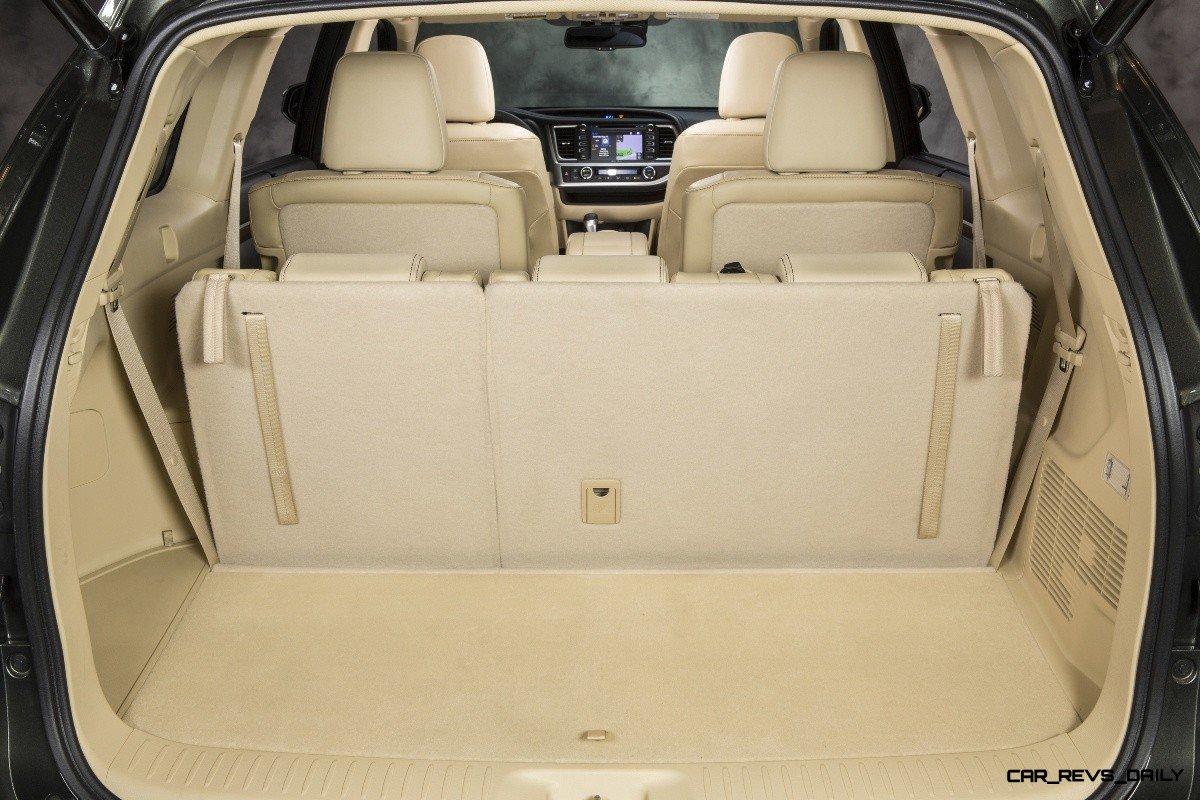 2014 Toyota Highlander Pricing And Specs Car Interior Design