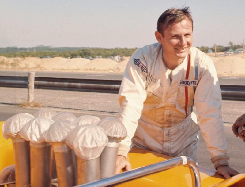 CarRevsDaily - Bruce McLaren Origin Story 2
