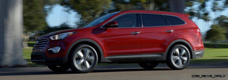 CarRevsDaily Buyers Guide - 2014 Hyundai Sante Fe LWB 14