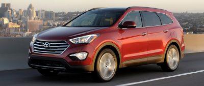 CarRevsDaily Buyers Guide - 2014 Hyundai Sante Fe LWB 20