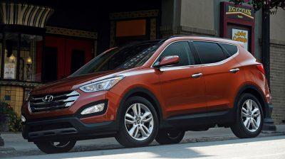 CarRevsDaily Buyers Guide - 2014 Hyundai Sante Fe SPORT 6
