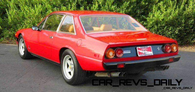 CarRevsDaily Chic Supercars - Ferrari 400i and 412i 12
