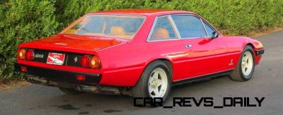 CarRevsDaily Chic Supercars - Ferrari 400i and 412i 15