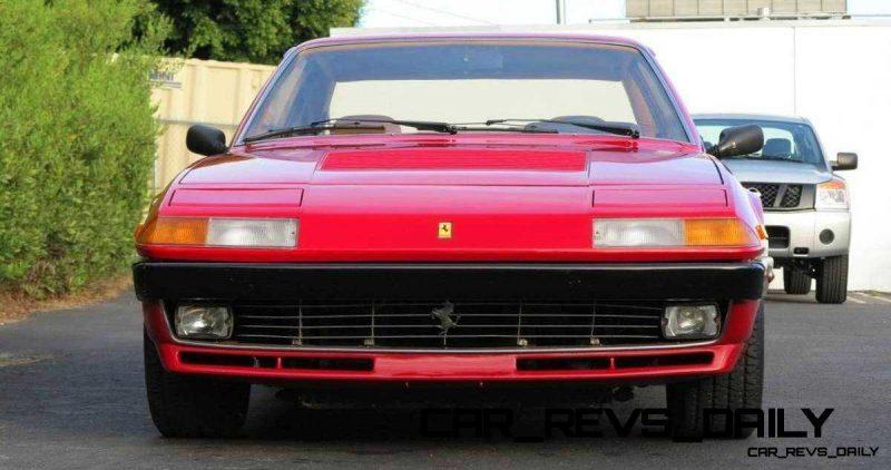 CarRevsDaily Chic Supercars - Ferrari 400i and 412i 4