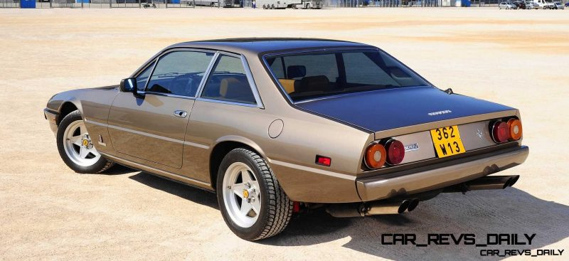 CarRevsDaily Chic Supercars - Ferrari 400i and 412i 51