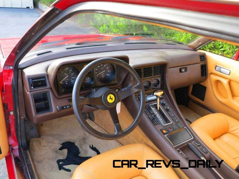 CarRevsDaily Chic Supercars - Ferrari 400i and 412i 6
