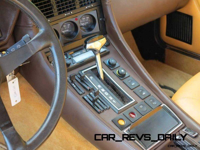 CarRevsDaily Chic Supercars - Ferrari 400i and 412i 9