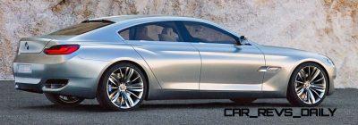 CarRevsDaily Concept FLashback - 2007 BMW CS 11