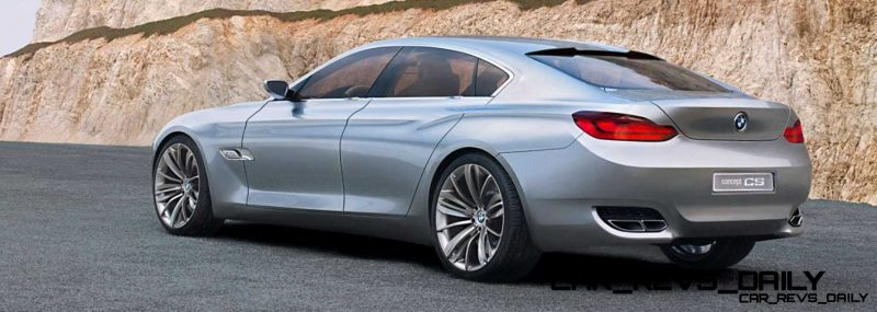 CarRevsDaily Concept FLashback - 2007 BMW CS 12