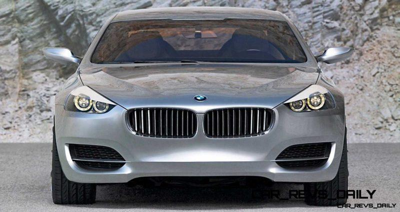 CarRevsDaily Concept FLashback - 2007 BMW CS 13