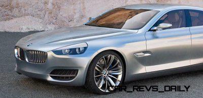 CarRevsDaily Concept FLashback - 2007 BMW CS 2