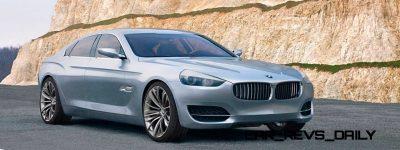 CarRevsDaily Concept FLashback - 2007 BMW CS 4