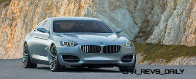 CarRevsDaily Concept FLashback - 2007 BMW CS 6
