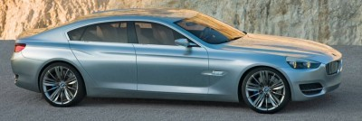 CarRevsDaily Concept FLashback - 2007 BMW CS 7