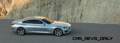 CarRevsDaily Concept FLashback - 2007 BMW CS 8
