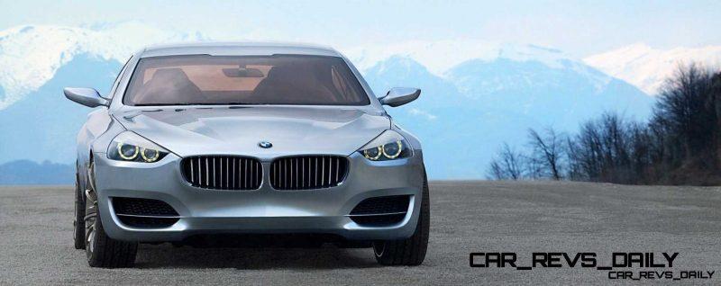 CarRevsDaily Concept FLashback - 2007 BMW CS 9