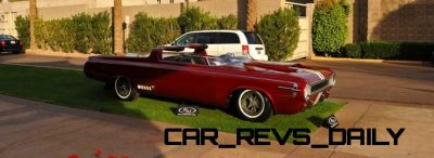 CarRevsDaily - Concepts - 1964 Dodge HEMI Charger14