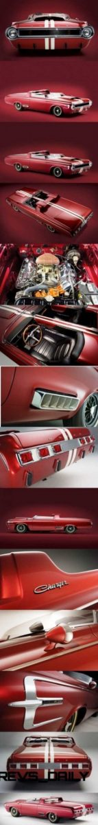 CarRevsDaily - Concepts - 1964 Dodge HEMI Charger31