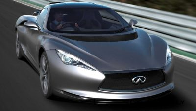Infiniti EMERG-E: From Concept to Reality at Goodwood