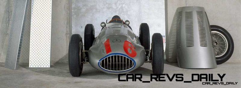 CarRevsDaily - Hour of the Silver Arrows - Action Photography 1
