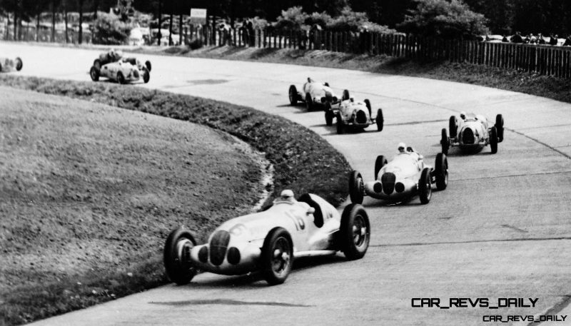 CarRevsDaily - Hour of the Silver Arrows - Action Photography 25