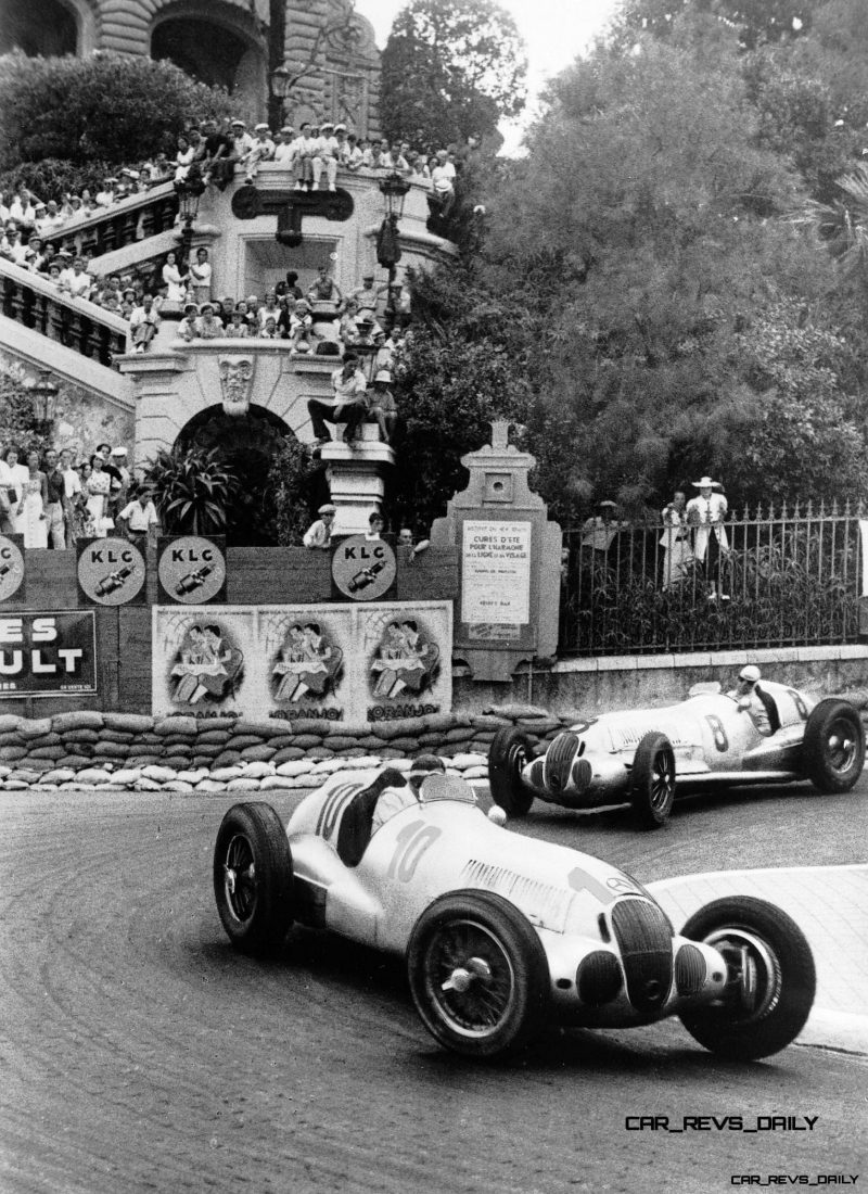 CarRevsDaily - Hour of the Silver Arrows - Action Photography 27