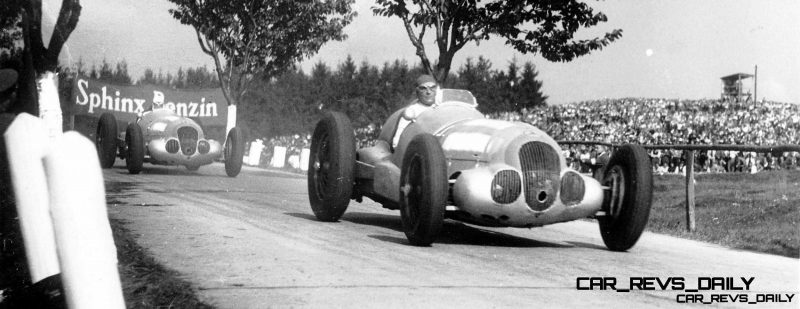 CarRevsDaily - Hour of the Silver Arrows - Action Photography 29