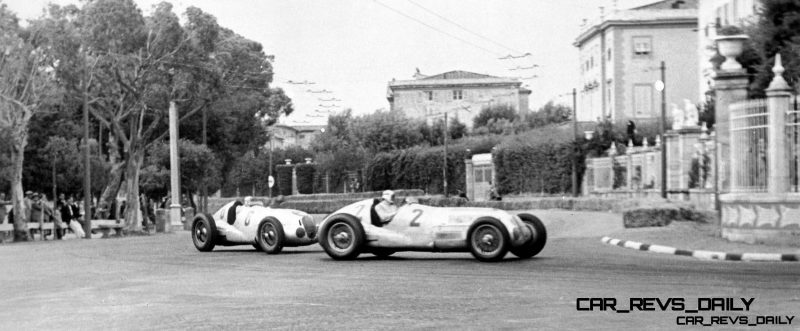 CarRevsDaily - Hour of the Silver Arrows - Action Photography 31